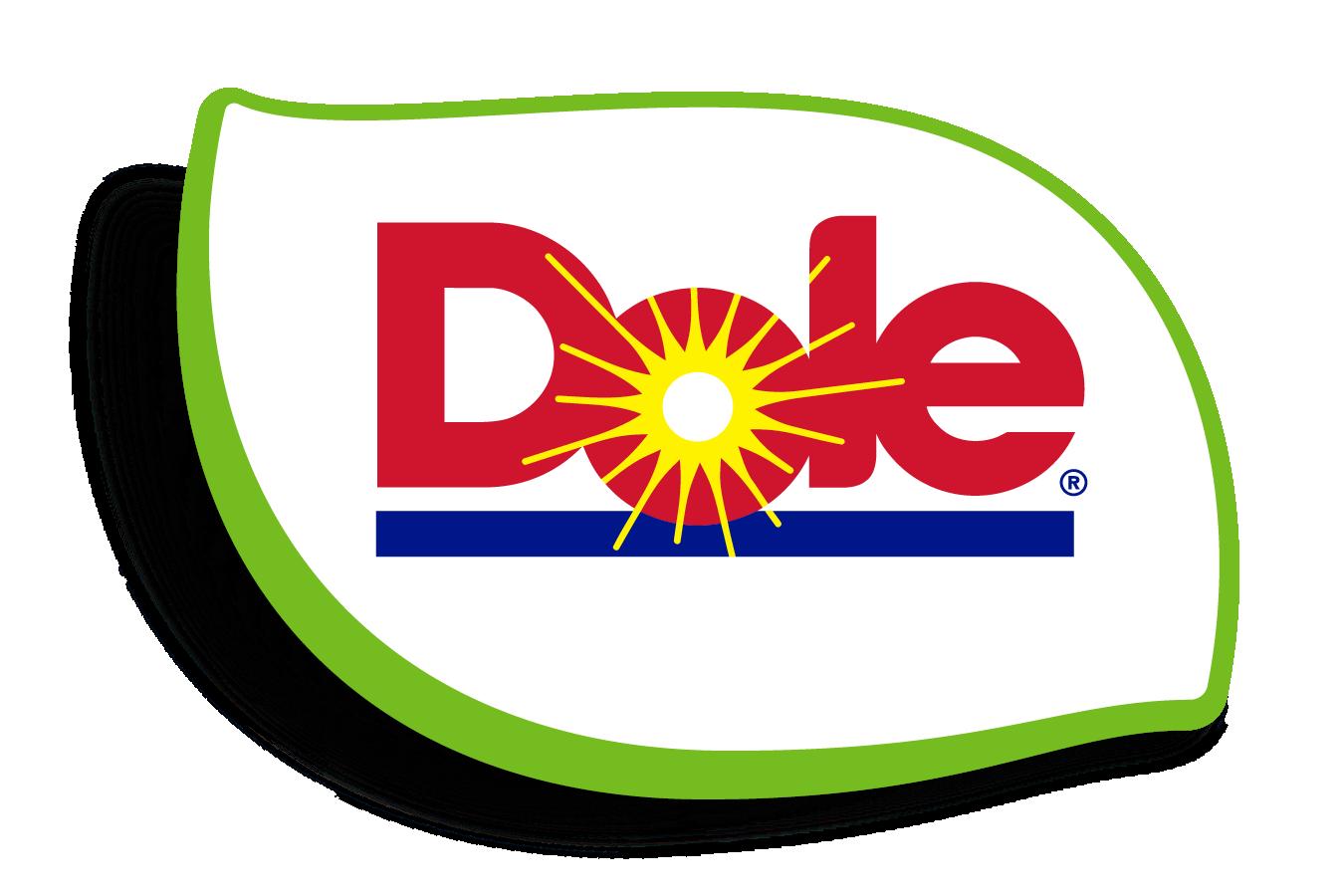 Dole Foods Logo_Green Leaf with Shadow_PMS 368